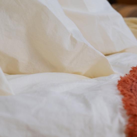 Vintage Color Cotton Duvet Cover