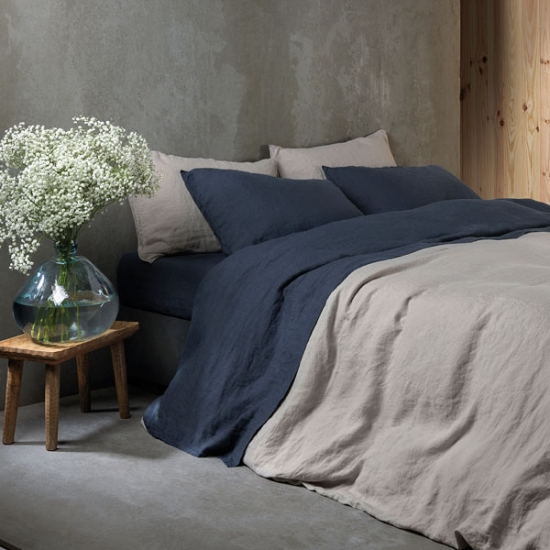 Lino Easy Collection Duvet cover