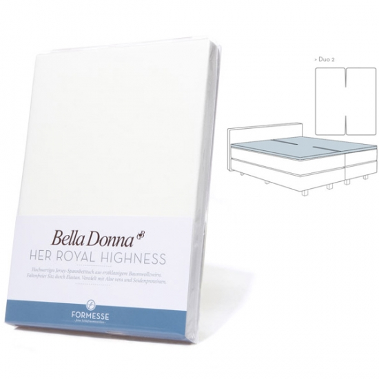 Bella Donna Duo 2 Fitted Sheet